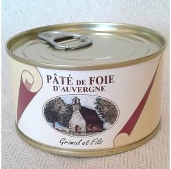 Pâté de foie d'Auvergne (200gr)