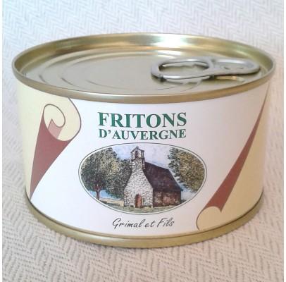 Fritons d'Auvergne (200gr)