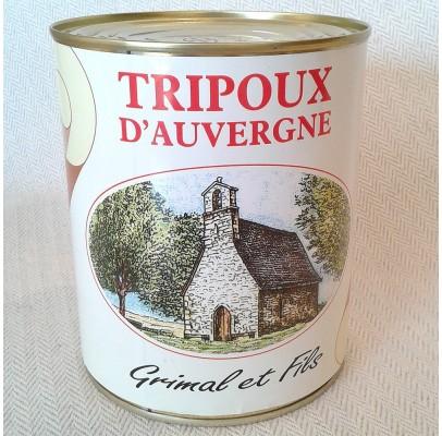 Tripoux d'Auvergne boite de 8 tripoux (760gr)