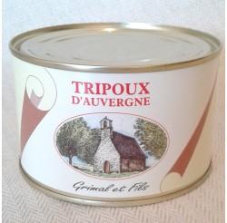 Tripoux d'Auvergne boite de 4 tripoux (380gr)